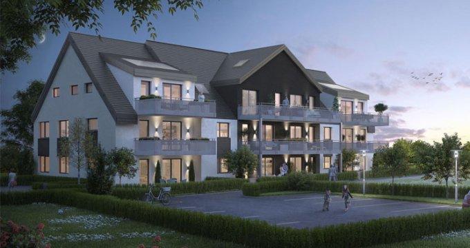 Achat / Vente immobilier neuf Achenheim coeur de village (67204) - Réf. 2250