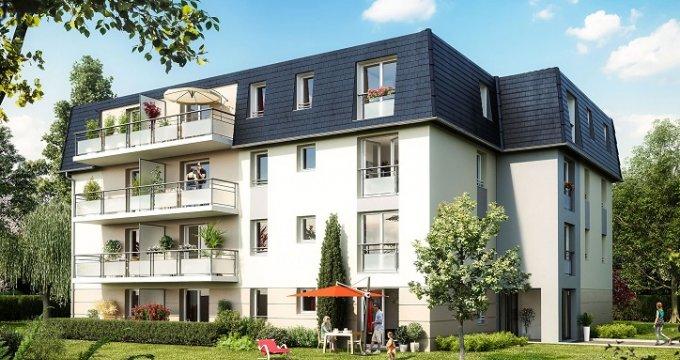 Achat / Vente immobilier neuf Amnéville proche pôle d'activités (57360) - Réf. 2034