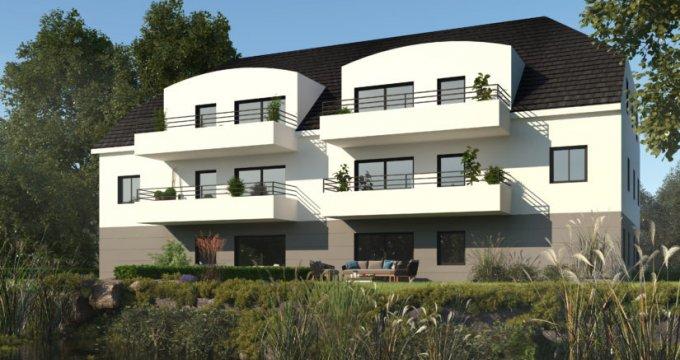 Achat / Vente immobilier neuf Brumath proche gare (67170) - Réf. 2154