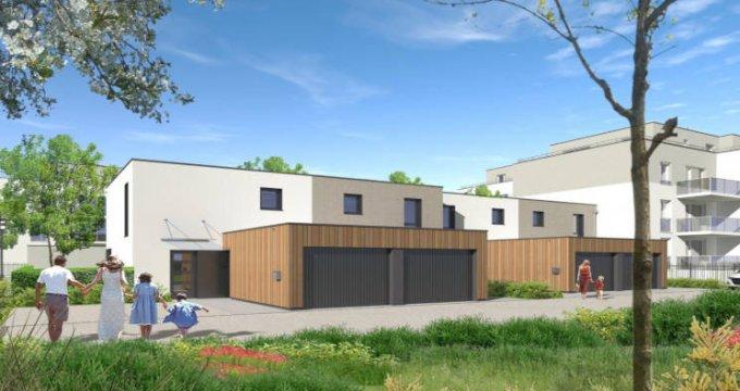 Achat / Vente immobilier neuf Brumath ZAC de la Scierie (67170) - Réf. 3068