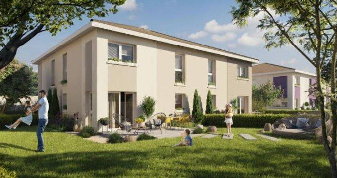 Achat / Vente immobilier neuf Cernay à 1 kilomètre de la gare (68700) - Réf. 4680