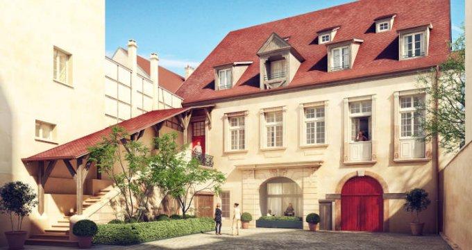 Achat / Vente immobilier neuf Colmar à deux pas de la cathédrale (68000) - Réf. 3714