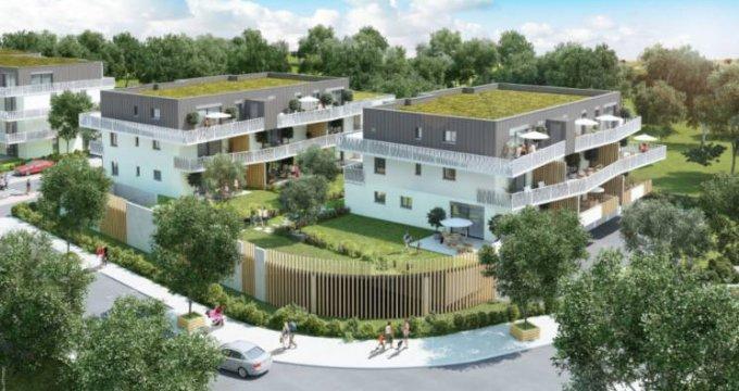 Achat / Vente immobilier neuf Colmar centre-ville (68000) - Réf. 3389