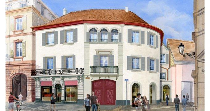 Achat / Vente immobilier neuf Colmar cœur de ville (68000) - Réf. 3414