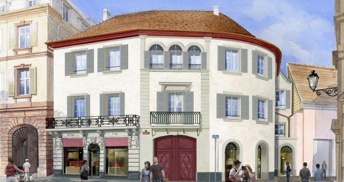 Achat / Vente immobilier neuf Colmar proche Cathédrale (68000) - Réf. 1989