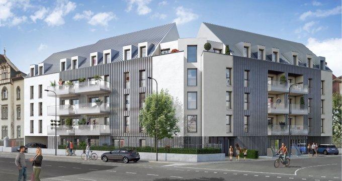 Achat / Vente immobilier neuf Colmar proche de la gare (68000) - Réf. 3415