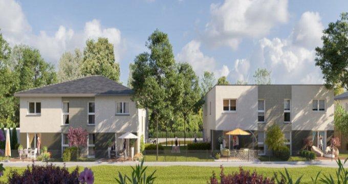 Achat / Vente immobilier neuf Gries aux portes de Haguenau (67240) - Réf. 3598