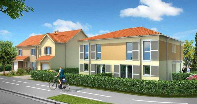 Achat / Vente immobilier neuf Guénange (57310) - Réf. 71