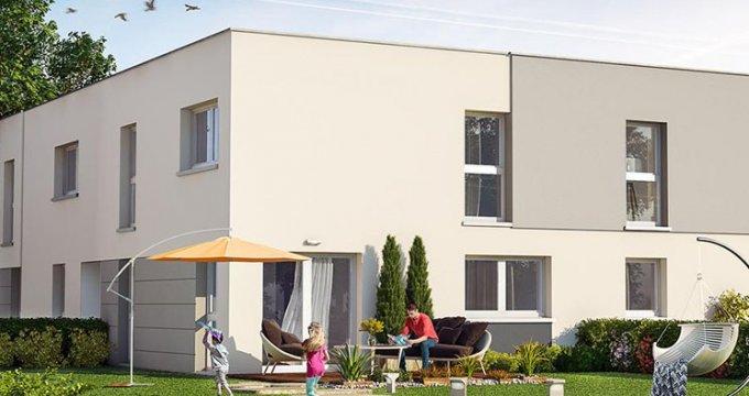 Achat / Vente immobilier neuf Hangenbieten 20 minutes de Strasbourg (67980) - Réf. 2259