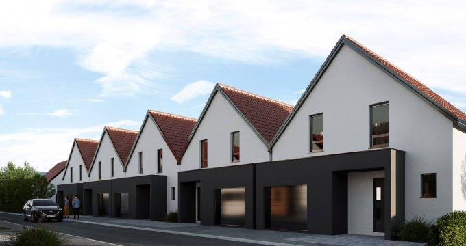 Achat / Vente immobilier neuf Hochfelden proche centre-bourg (67270) - Réf. 6091
