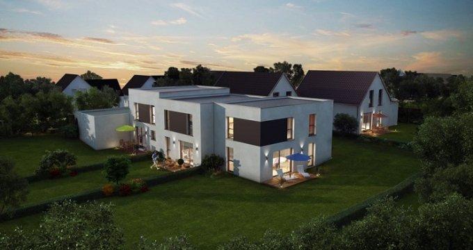 Achat / Vente immobilier neuf La Wantzenau aux portes de Strasbourg (67610) - Réf. 2459