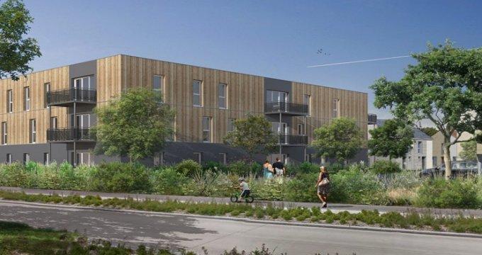 Achat / Vente immobilier neuf Metz centre technopole (57000) - Réf. 1707