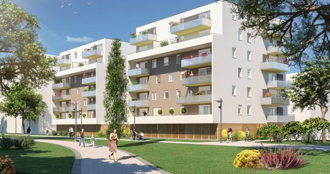 Achat / Vente immobilier neuf Mulhouse proche tramway (68100) - Réf. 2821