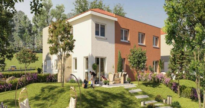Achat / Vente immobilier neuf Ranspach-le-Bas au cœur des 3 frontières (68730) - Réf. 4504