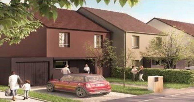 Achat / Vente immobilier neuf Saverne proche centre-ville et quais du port (67700) - Réf. 4940