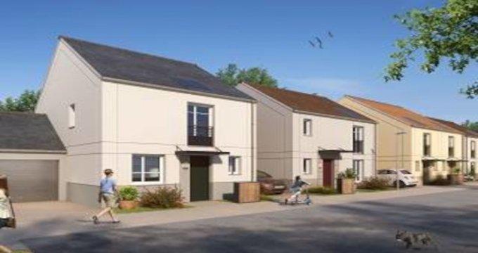 Achat / Vente immobilier neuf Saverne proche parc naturel des Vosges (67700) - Réf. 5518