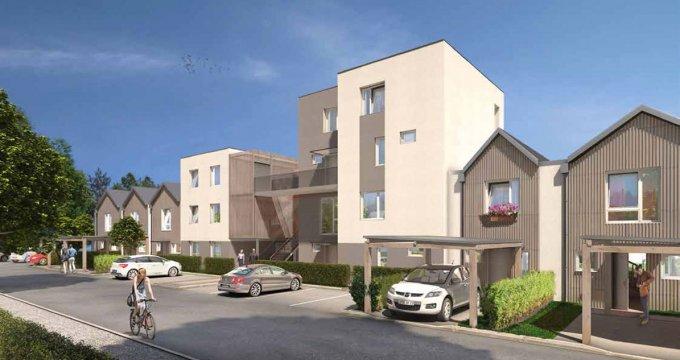Achat / Vente immobilier neuf Schiltigheim proche Strasbourg (67300) - Réf. 1656