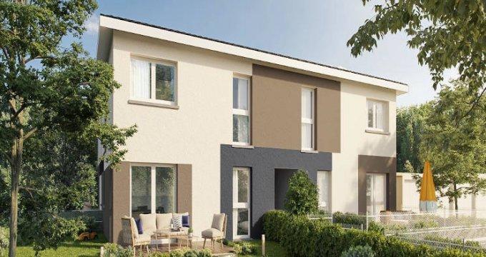 Achat / Vente immobilier neuf Schirrhoffen proche commodités (67240) - Réf. 4509