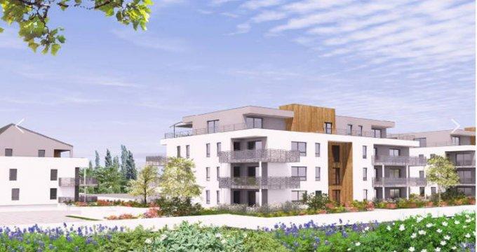 Achat / Vente immobilier neuf Sierentz proche cœur de ville (68510) - Réf. 4452