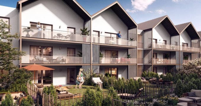 Achat / Vente immobilier neuf Strasbourg au cœur du  quartier Cronenbourg (67000) - Réf. 5972