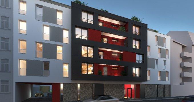 Achat / Vente immobilier neuf Strasbourg - Koenigshoffen (67000) - Réf. 1161