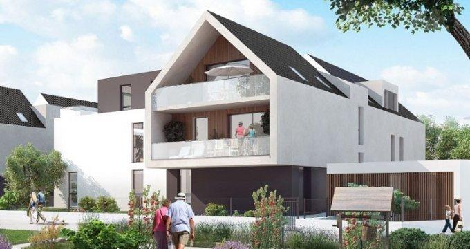Achat / Vente immobilier neuf Strasbourg quartier de la Robertsau TVA réduite (67000) - Réf. 2650