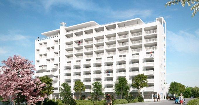Achat / Vente immobilier neuf Strasbourg quartier du Conseil des XV (67000) - Réf. 1511