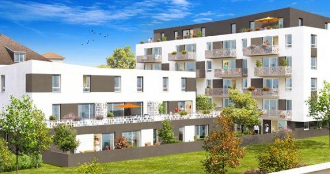 Achat / Vente immobilier neuf Strasbourg quartier Koenigshoffen (67000) - Réf. 399