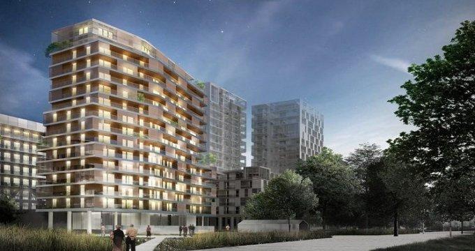 Achat / Vente immobilier neuf Strasbourg WACKEN - Proximité Institutions Européennes (67000) - Réf. 647