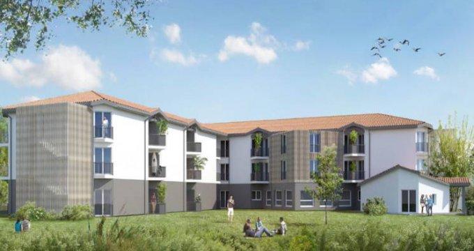 Achat / Vente immobilier neuf Truchtersheim à l'entrée de la ville (67370) - Réf. 4357