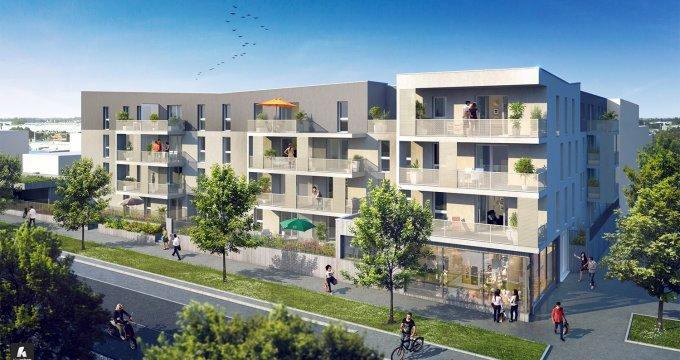 Achat / Vente immobilier neuf Vandoeuvre-lès-Nancy coeur de ville TVA réduite (54500) - Réf. 221