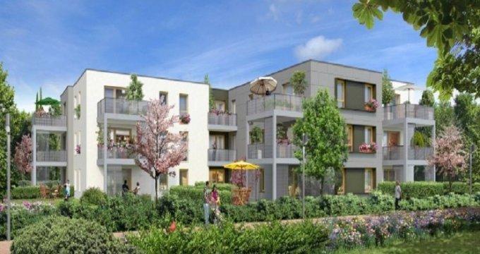 Achat / Vente immobilier neuf Vendenheim Eco quartier du Kochersberg (67550) - Réf. 1403
