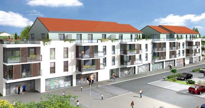 Achat / Vente immobilier neuf Yutz Zac Olympe (57110) - Réf. 16