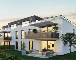 Achat / Vente immobilier neuf Bartenheim à 10 min de la gare (68870) - Réf. 4677