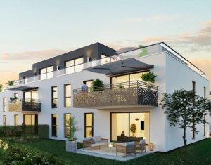 Achat / Vente immobilier neuf Bartenheim au coeur d'un quartier résidentiel (68870) - Réf. 4022