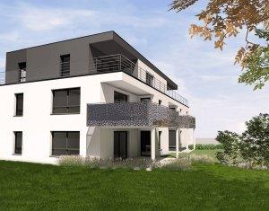 Achat / Vente immobilier neuf Bartenheim petite copropriété en plein centre-bourg (68870) - Réf. 6193