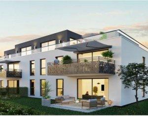 Achat / Vente immobilier neuf Bartenheim proche de la frontière (68870) - Réf. 4025