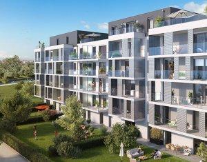 Achat / Vente immobilier neuf Bischheim proche cœur de ville (67800) - Réf. 2158