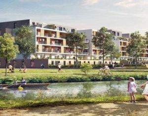 Achat / Vente immobilier neuf Bischheim proche du canal (67800) - Réf. 753