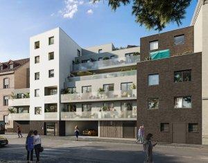 Achat / Vente immobilier neuf Bischheim proche Strasbourg et Schiltigheim (67800) - Réf. 6086