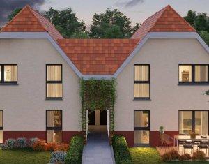 Achat / Vente immobilier neuf Boersch à 4 kilomètres d'Obernai (67530) - Réf. 3886