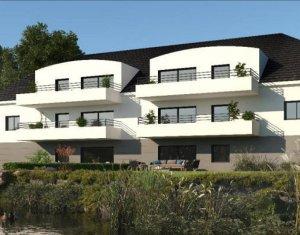 Achat / Vente immobilier neuf Brumath au cœur du centre (67170) - Réf. 4502