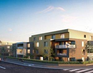 Achat / Vente immobilier neuf Brumath proche centre-ville (67170) - Réf. 5714