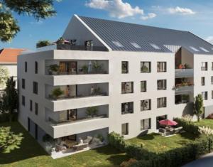 Achat / Vente immobilier neuf Colmar aux portes du centre historique (68000) - Réf. 5715