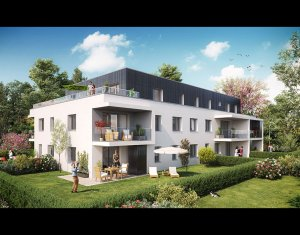 Achat / Vente immobilier neuf Colmar quartier des Maraîchers (68000) - Réf. 2294