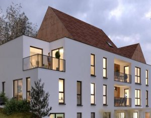 Achat / Vente immobilier neuf Didenheim proche Mulhouse (68350) - Réf. 3705