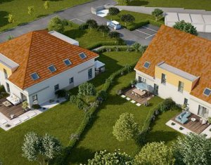 Achat / Vente immobilier neuf Duntzenheim à 10 minutes de Truchtersheim (67270) - Réf. 2884