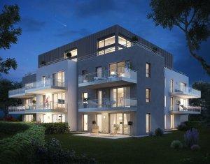 Achat / Vente immobilier neuf Duppighem proche de la zone commerciale de Dorlisheim (67120) - Réf. 1554