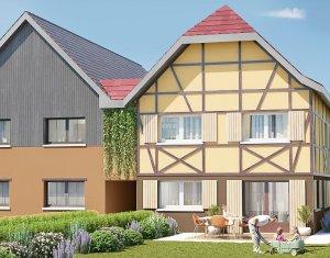 Achat / Vente immobilier neuf Ebersmunster proche de Sélestat (67600) - Réf. 2885