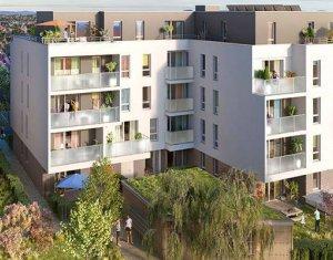 Achat / Vente immobilier neuf Eckbolsheim aux portes de Strasbourg (67201) - Réf. 5559